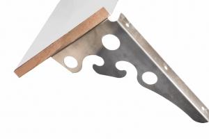 Multi Function Wall Shelf Bracket Metal